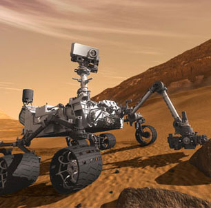 Mars Science Laboratory Application