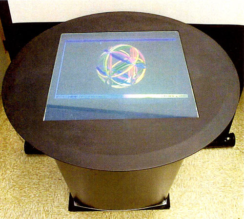 Holographic Imaging System